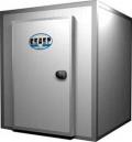 Холодильные камеры Север с профильным соединением панелей