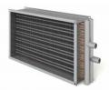 Воздухонагреватели водяные для прямоугольных каналов NED