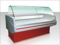 витрина холодильная низкотемпературная  двина 120 вн
