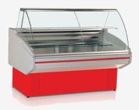 витрина холодильная высокотемпературная  двина 120 ввк